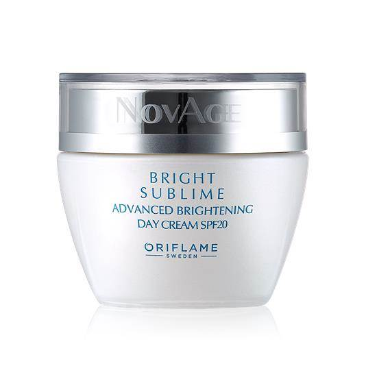 NovAge Bright Sublime Day Cream Pakistan