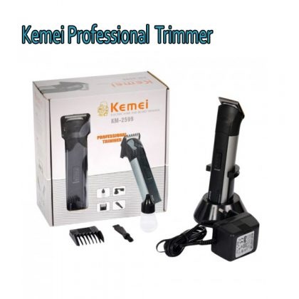 Kemei Trimmer For Men Pakistan