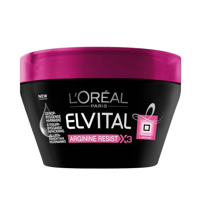 Loreal Elvive Hair Fall Mask Arginine Resist x3 Pakistan