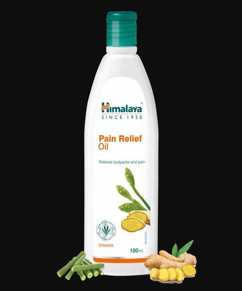 Himalaya Pain Relief Oil Pakistan