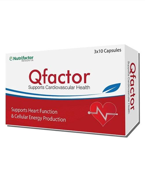 Nutrifactor Qfactor Capsules Pakistan