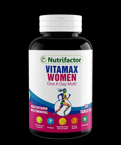 Nutrifactor Vitamax Women Pakistan