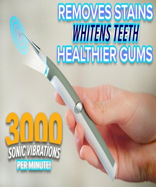Sonic Dental Teeth Whitening Polishing Scaler Pakistan