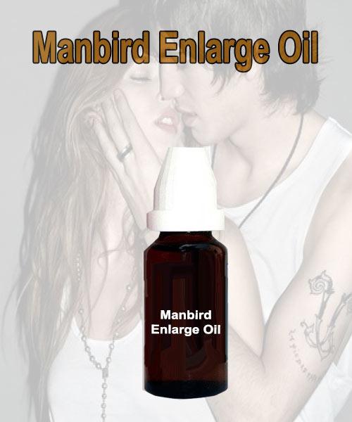 Manbird Enlarge Oil Pakistan