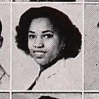 Toni Morrison (Chloe Wofford), Lorain High School, Ohio, 1948