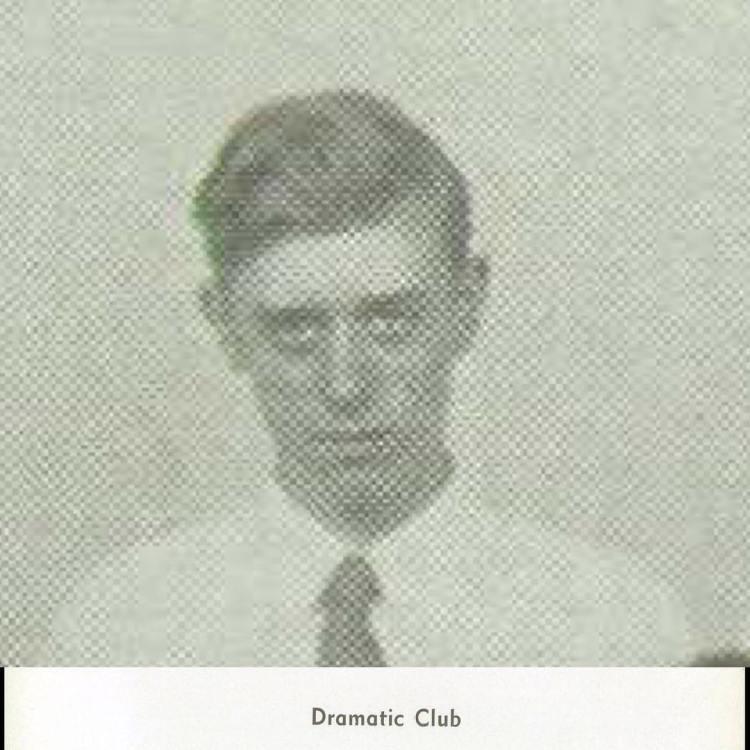 Ed Dorn, Villa Grove High School (Illinois), 1945