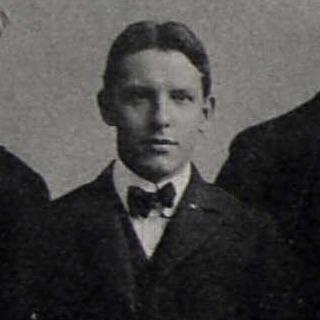 Wallace Stevens, Harvard, 1900