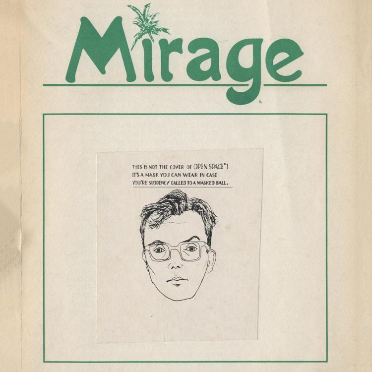 New acquisition, Mirage 0 (1985)