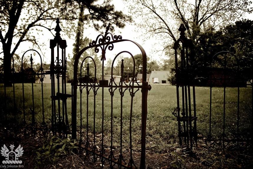 Old Gate - for blog suppressed