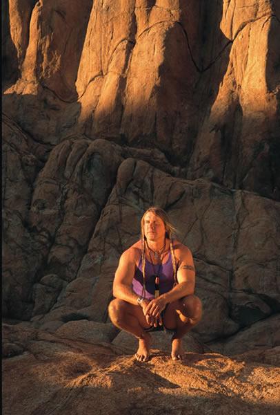 CODY LUNDIN outdoor survival primitive living skills and urban preparedness courses