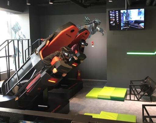 VR Bang in Korea