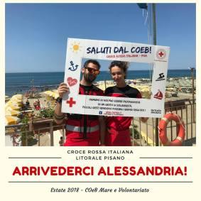 Mare e Volontariato CRI Alessandria