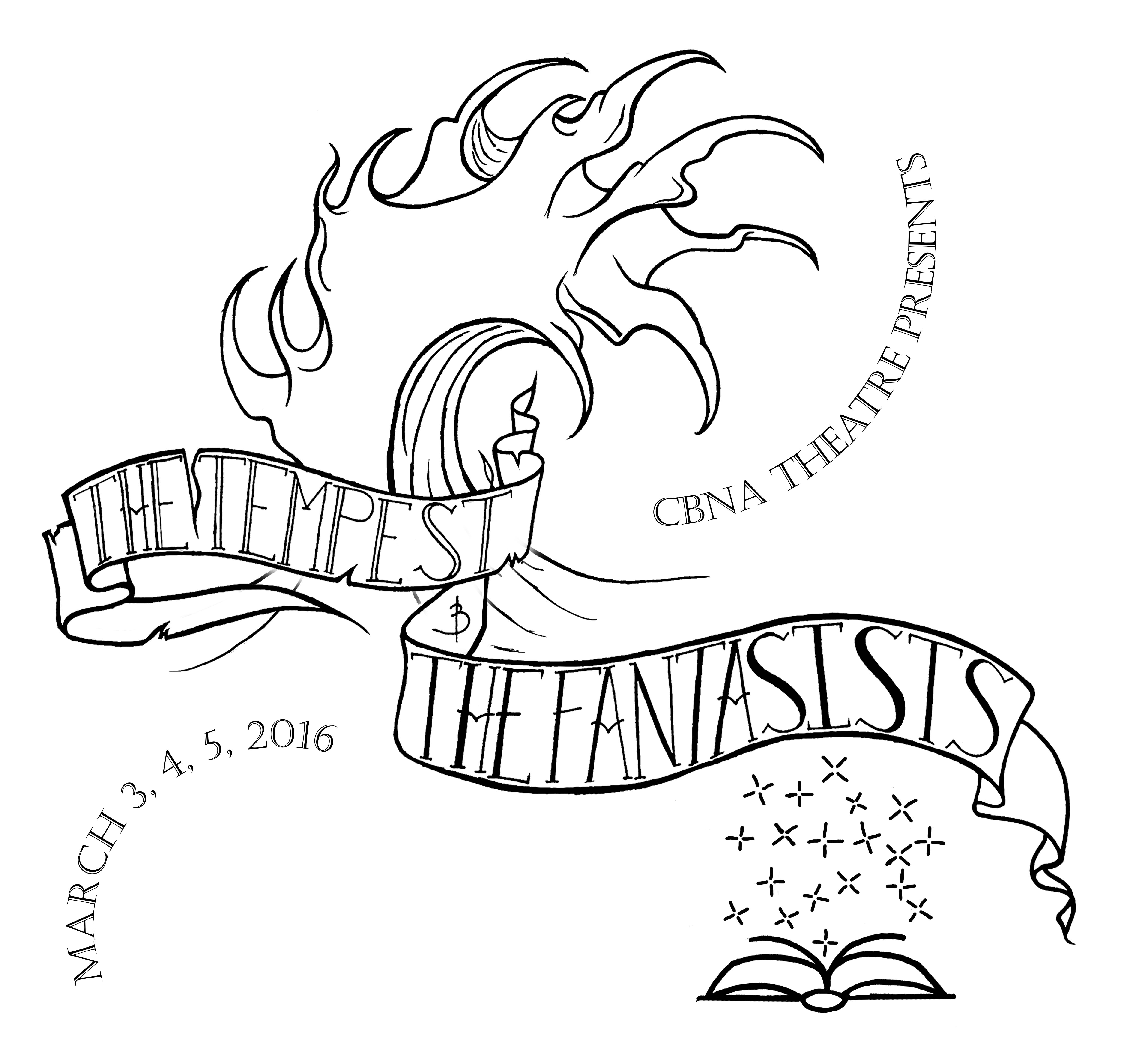 CBNA Theatre to Present The Fantasists and The Tempest