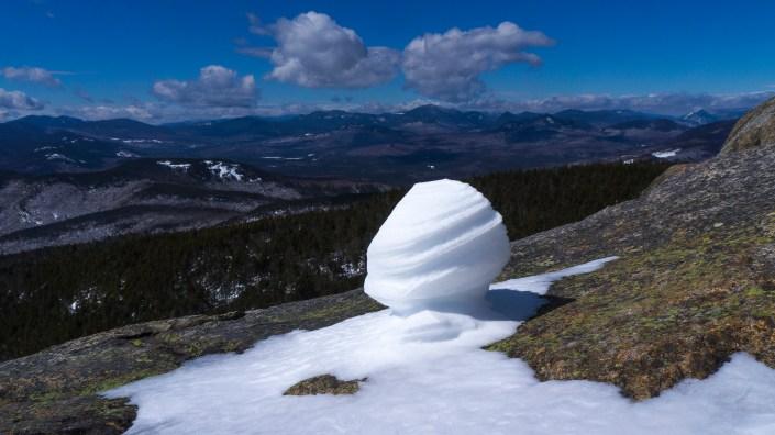 Northwood bottom third of frosty by Lashon Curtis - Digital Photograph