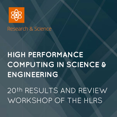 High Performance Computing in Science & Engineering