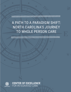 A Path to A Paradigm Shift