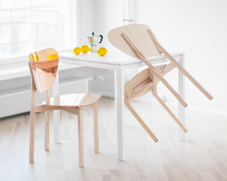 Doppio – Café Chair