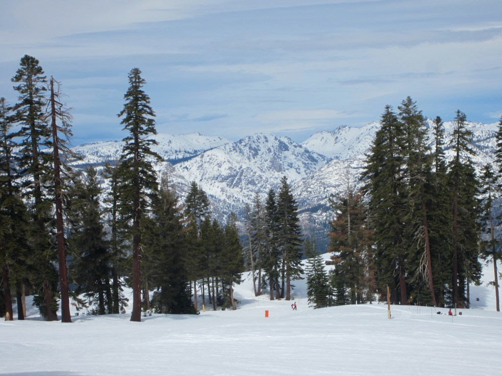 Places in California: Tahoe