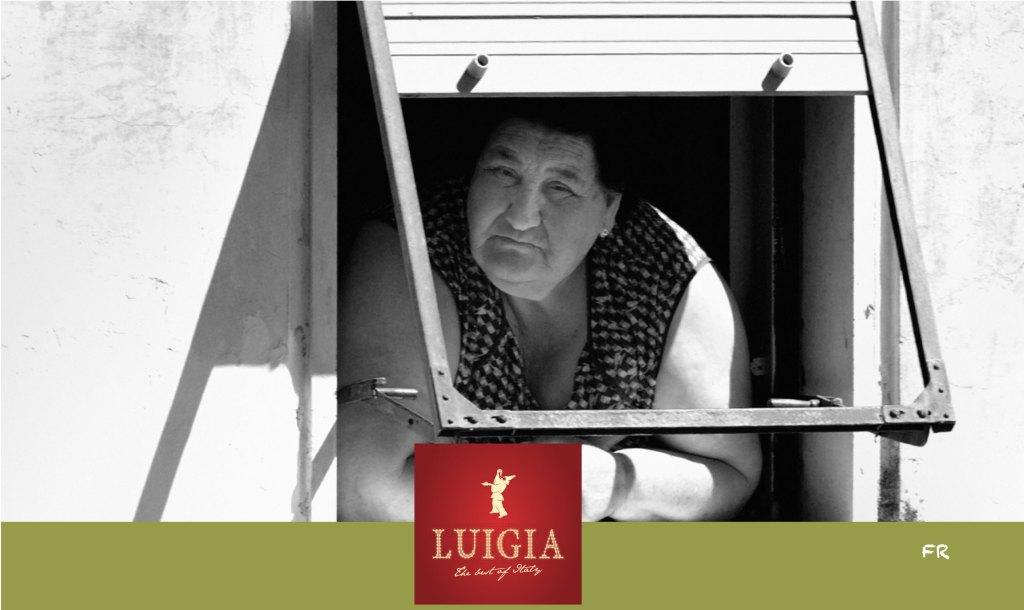 LUIGIA grand mere