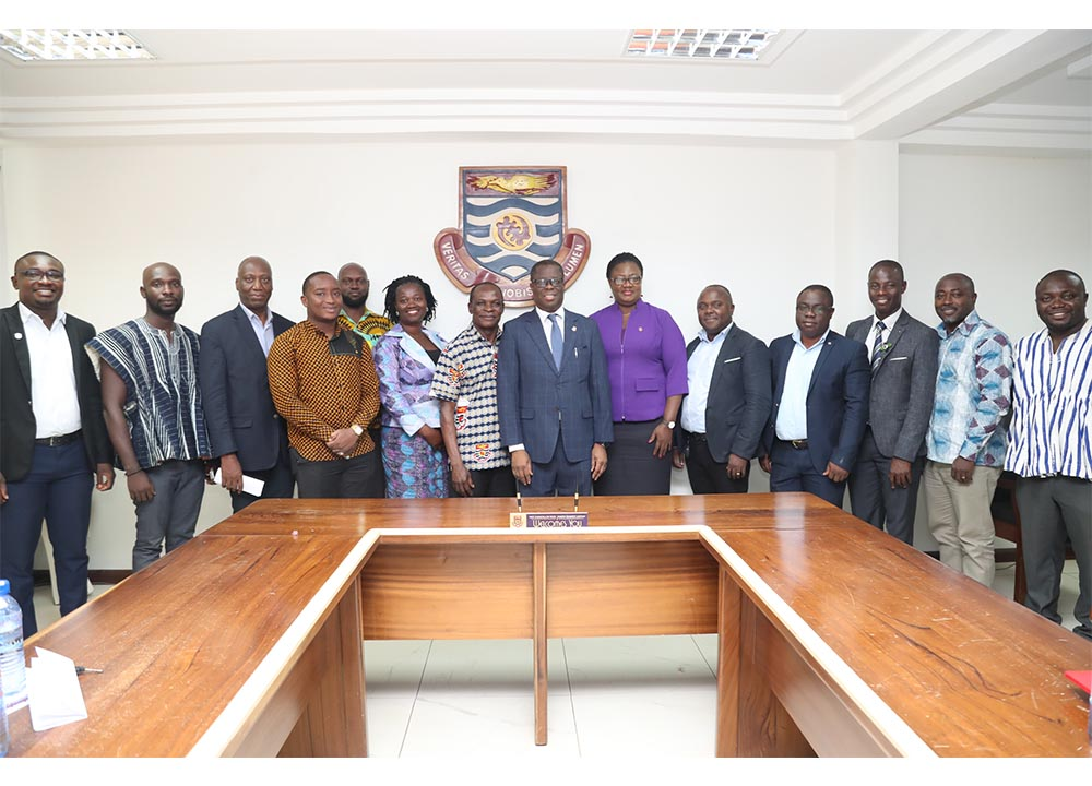UCC Inaugurates Students' Financial Support Committee