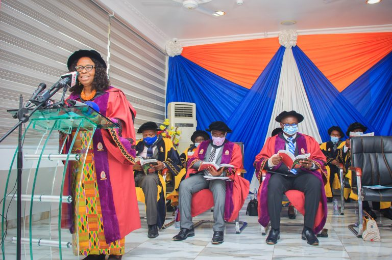 Jackson College of Education holds 8th Congregation as it graduates 1,027 Students