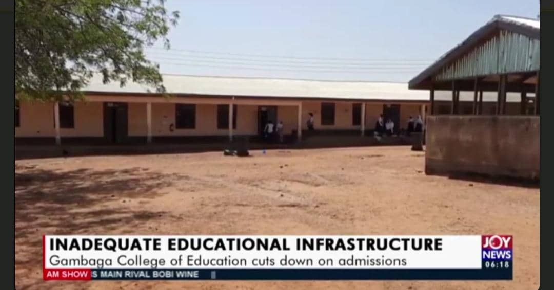 Gambaga College of Education cuts down on Admissions
