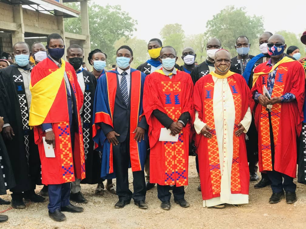 Yendi: St. Vincent College of Education holds 5TH Matriculation Ceremony
