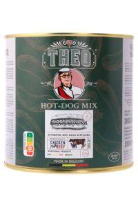 Theo hot dog mix 32 st