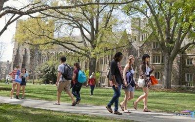 Bourse aux étudiants étrangers à L'Université de Calgary au Canada