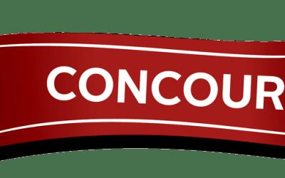 LISTES DES CONCOURS DISPONIBLE