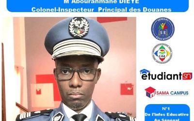DECOUVERTE- Incroyable CV de notre Directeur Général de la Douane