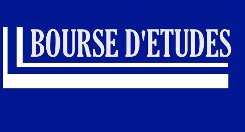 Les offres bourses d'études disponible du 21 Novembre 2020