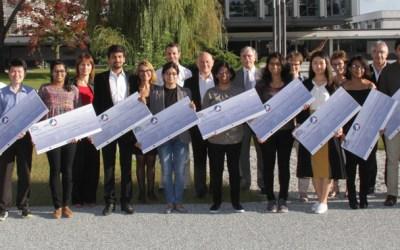 Bourse Internationale d'excellence ENAC-GIFAS en France