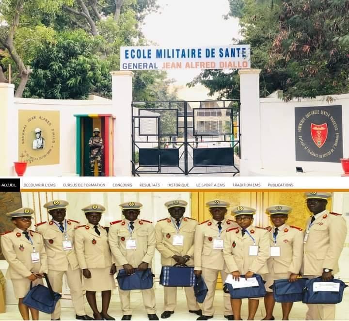 Les conditions d'admission au Concours Militaire de Santé