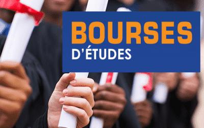 Les offres bourses d'études disponible du 01 Mars 2021