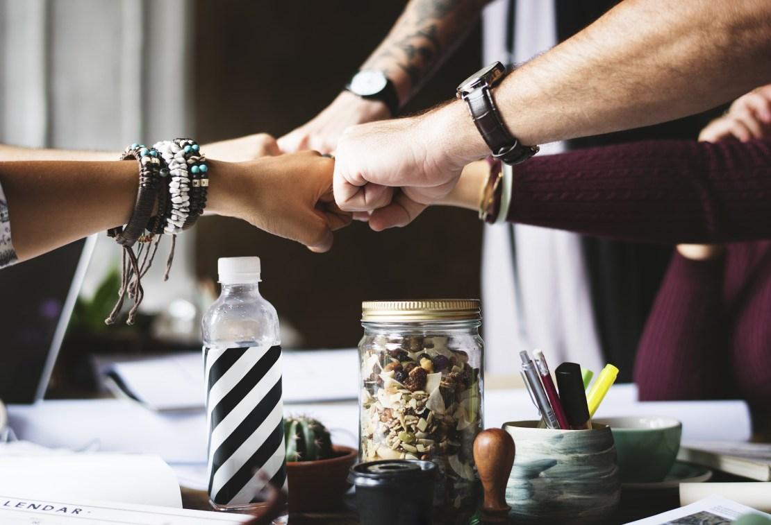 Cohesión grupal en la empresa