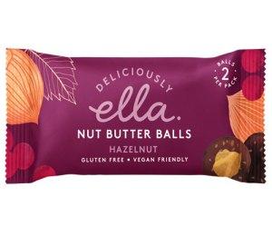 Nut butter balls à la noisette