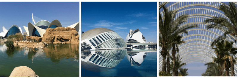 City of Arts and Sciences Valencia - coeurdelisa