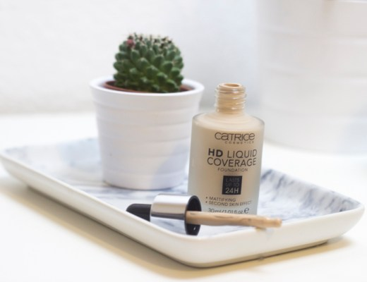 Review Catrice HD Liquid Coverage Foundation titel