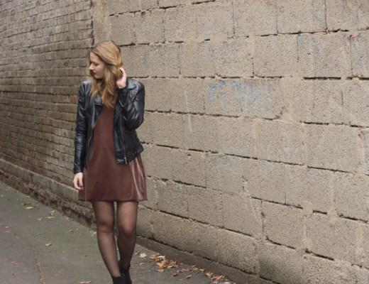 Outfit Samtkleid titel - coeurdelisa
