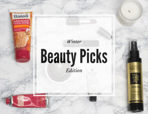 beauty picks winter edition