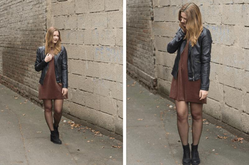 Outfit Samtkleid 3 - coeurdelisa