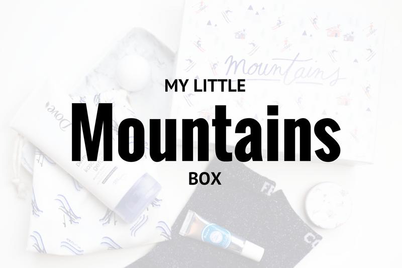 My Little Mountains Box Titel