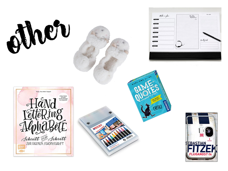 gift guide 2017 other