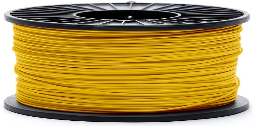 Green Bay Yellow PLA 1.75mm Product Photo