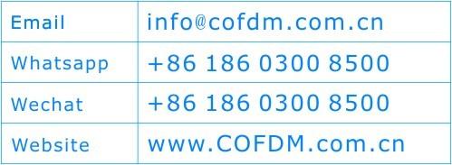 cofdm contact supplier factory china shenzhen