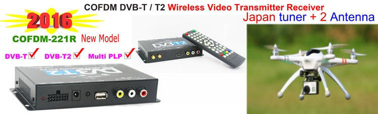 Wireless Video Transmission