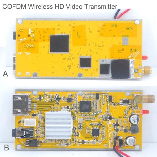 COFDM Transmitter