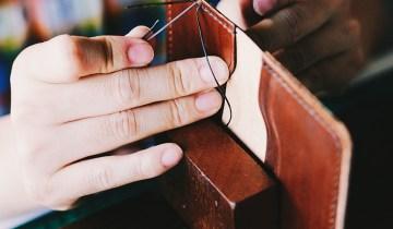 Cómo saber si una cartera o bolso es de piel auténtica.