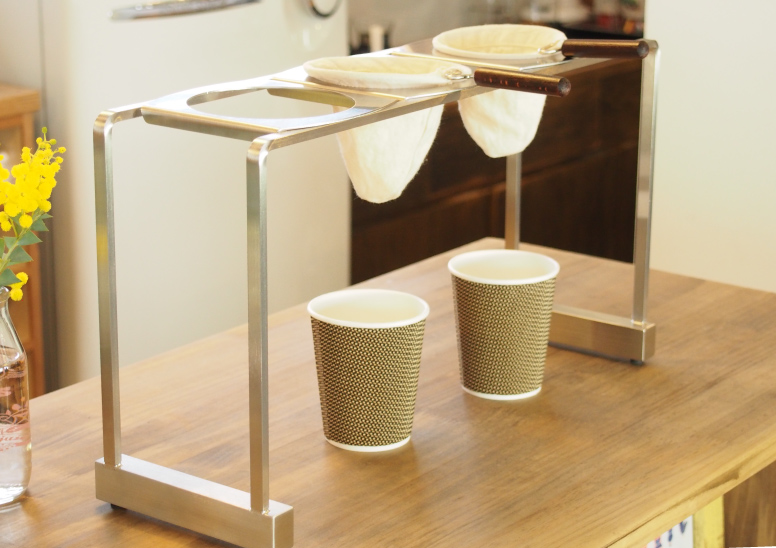 nps coffee dripper stand